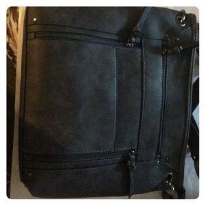 Bueno,  gray purse, new to tags!